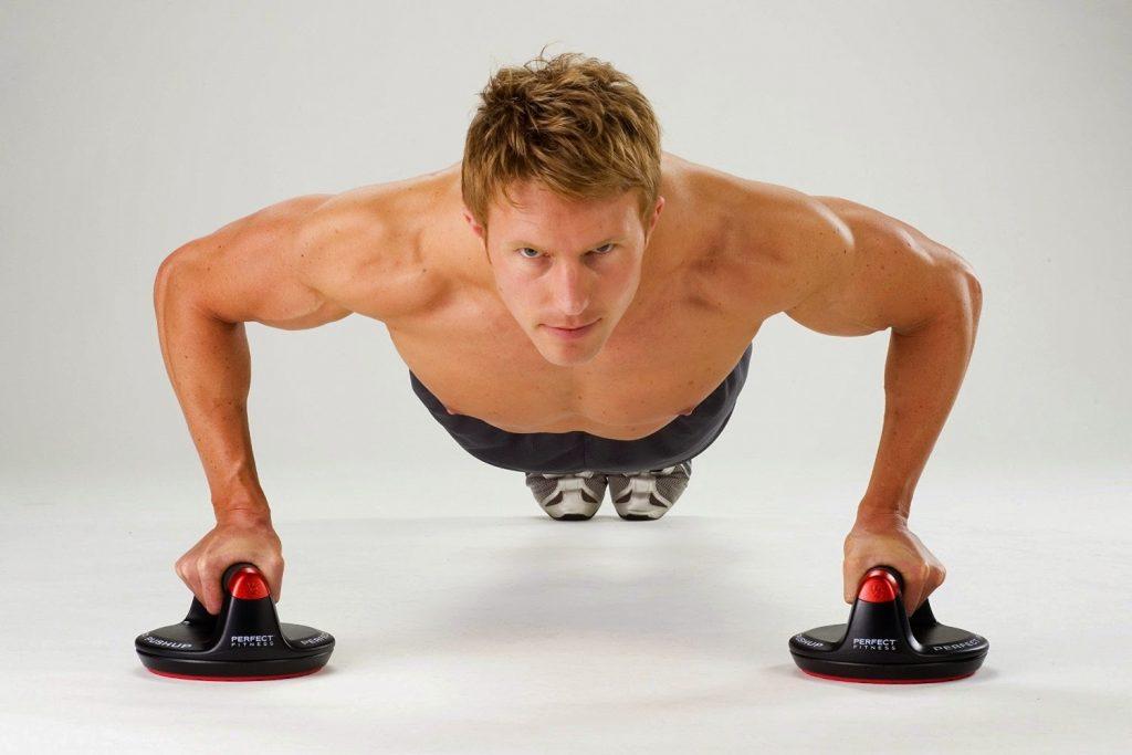 Pompes épaules avantages