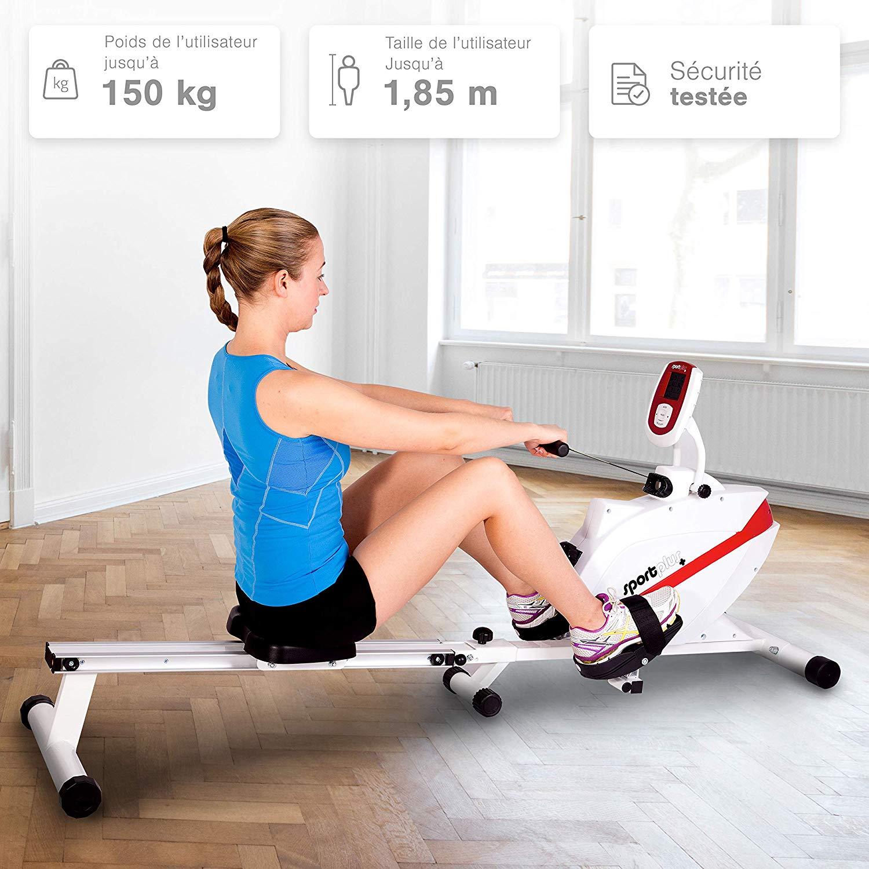 C'est un appareil qui vous permettra de travailler de nombreux muscles