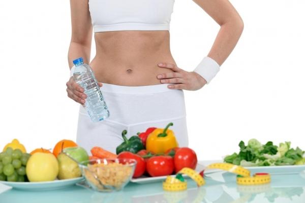 ventre plat nutrition