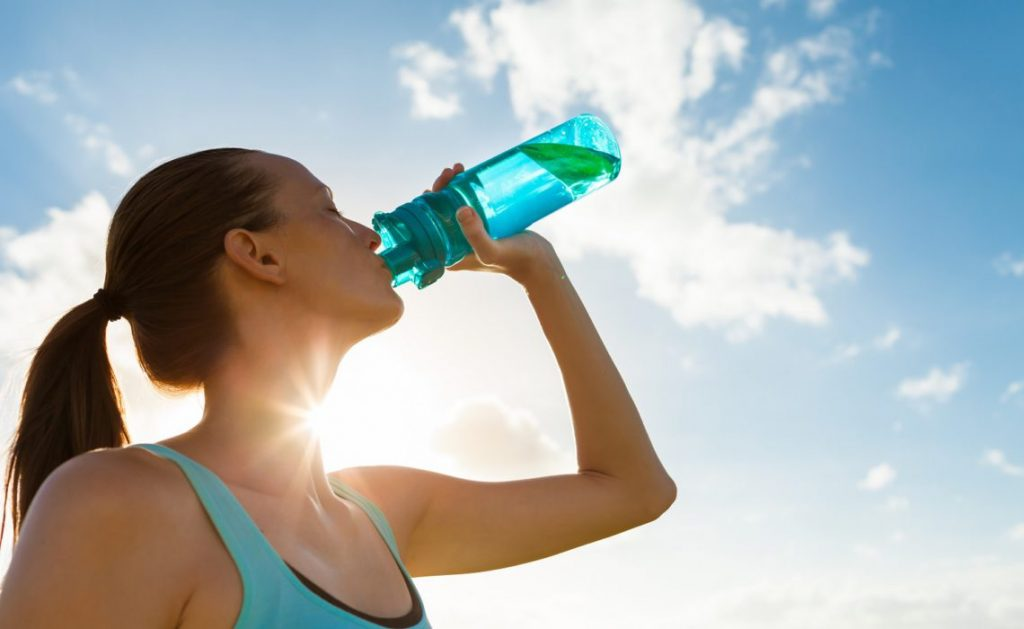conseil sportif deshydratation