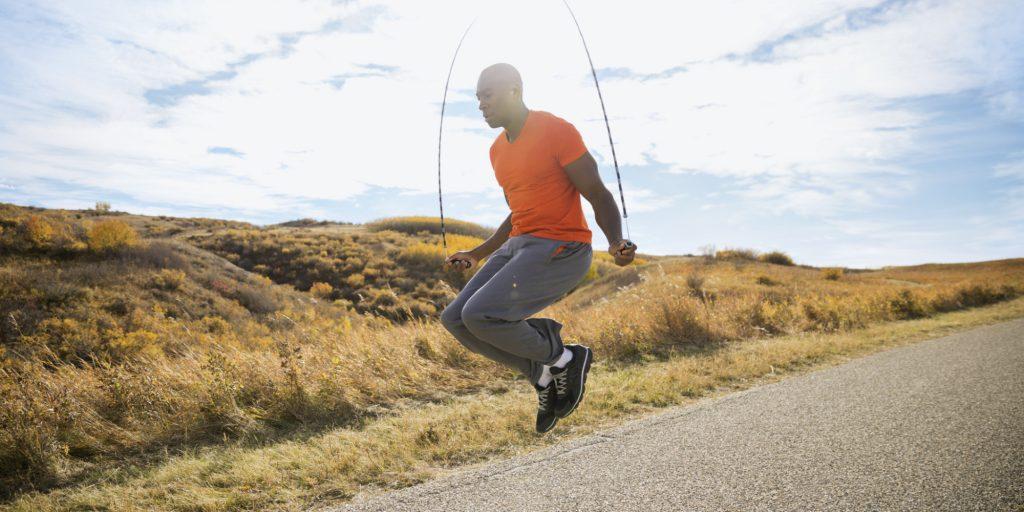 pliometrie saut corde