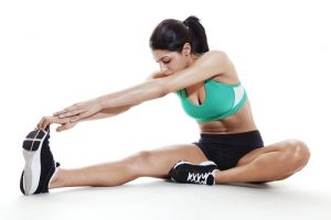 psoas iliaque étirement quadriceps assis intérieur
