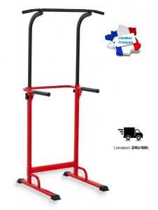 La chaise romaine Pull Up Fitness