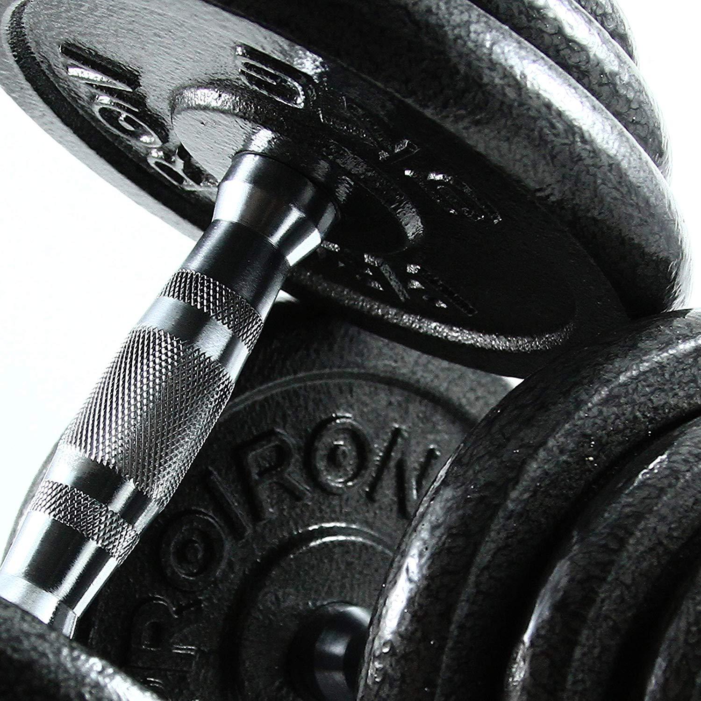 Des haltères à disques dont vous pouvez modifier le poids