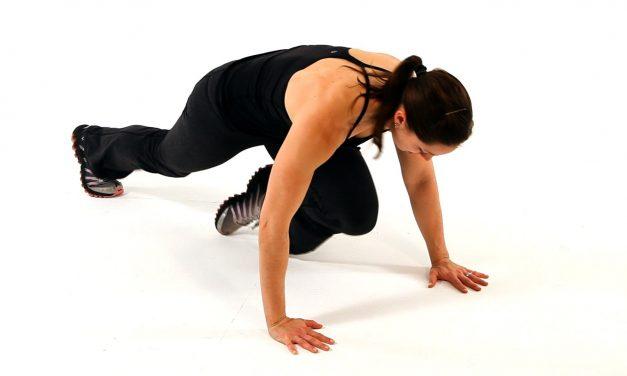 Le mountain climber : pour se muscler et s'affiner