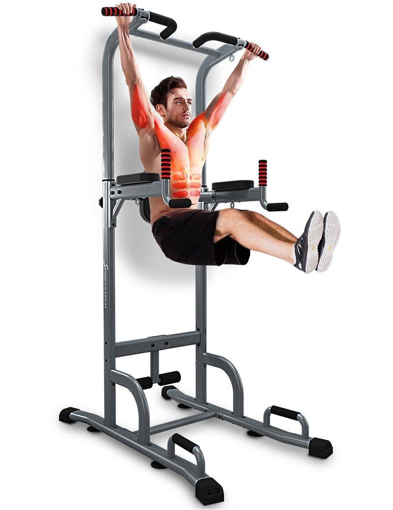 Vous pourrez travailler de nombreux muscles