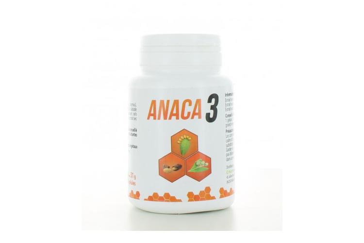 Anaca3 : Un complément alimentaire efficace pour perdre du poids ? Avis