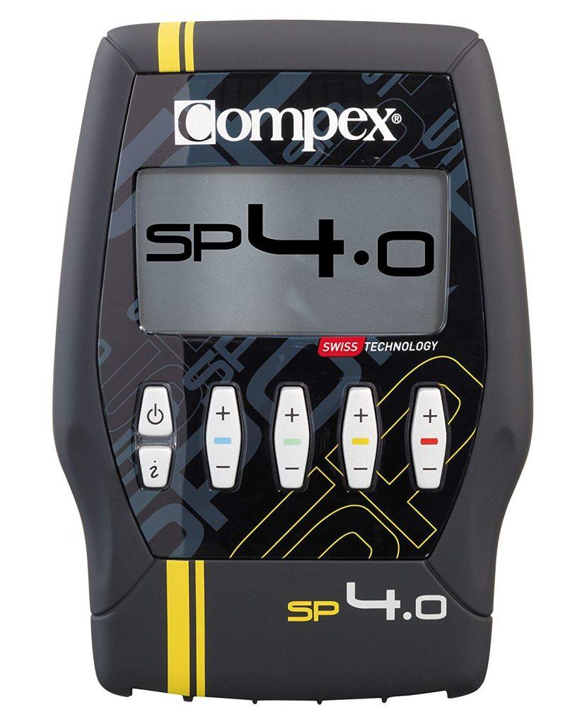 Compex SP 4.0 appareil électrostimulation