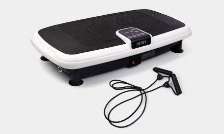 INTEY Plateforme Vibrante Avis et Test : Une accessoire fitness pas cher et performant ?