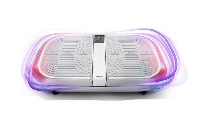 Sportstech 3D Vibration Plate VP300 Avis et Test : Une plateforme vibrante large et puissante ?