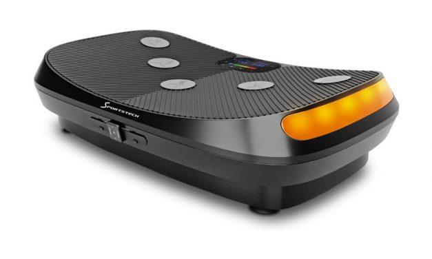 Sportstech VP400 Plateforme Vibrante, Avis et Test : La meilleure ?