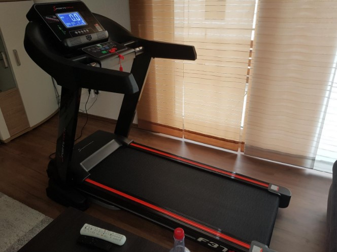 sportstech f37 velo appartement test avis