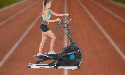 Skandika CardioCross Carbon Champ : Meilleur vélo elliptique en 2021 ?